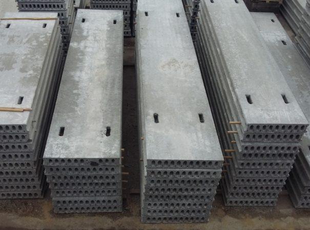 бетонные перекрытия плиты цены размеры