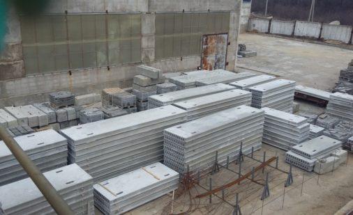 стандартные размеры бетонных плит перекрытия