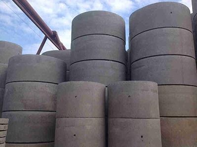 бетонные кольца жби цена