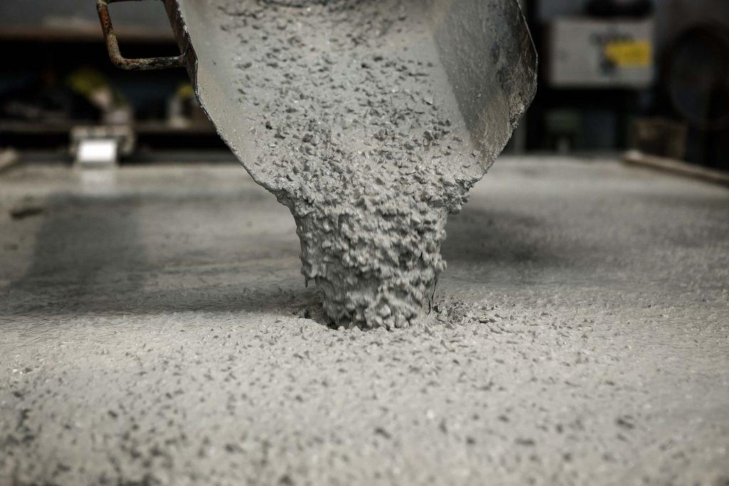 стоимость бетона за куб с доставкой
