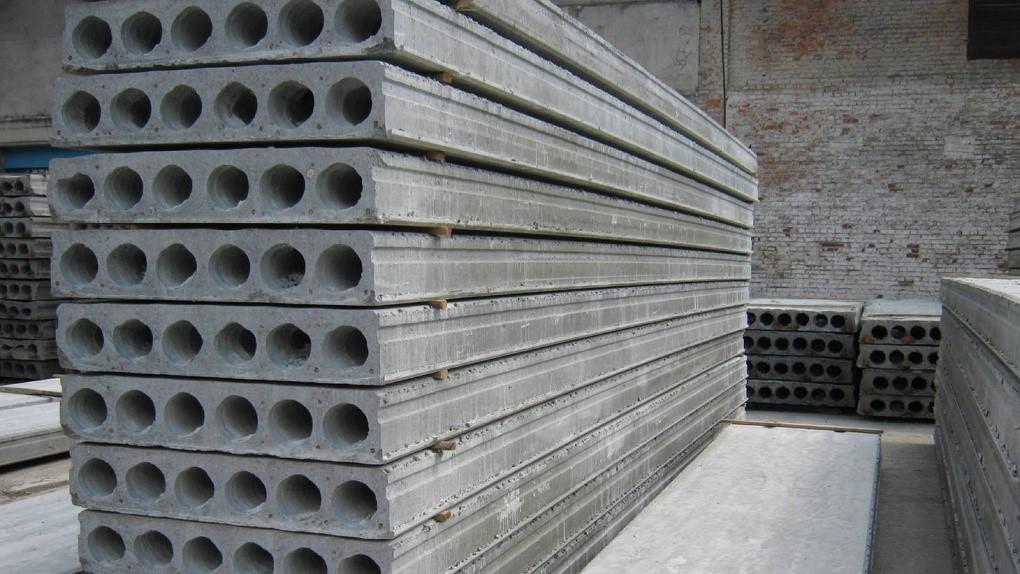 бетонные плиты перекрытия цена и размеры