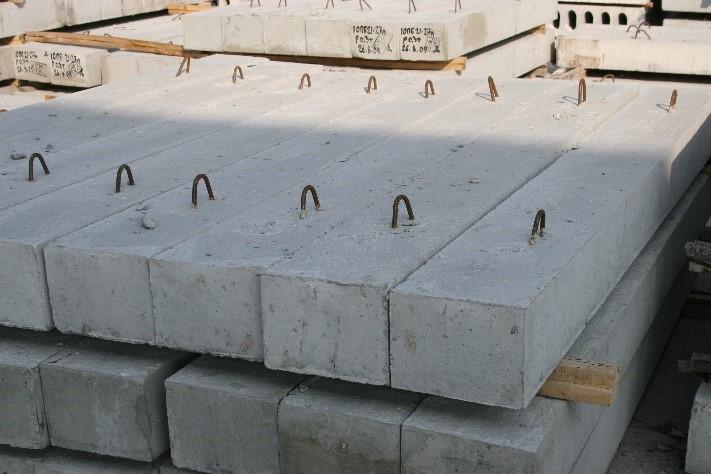 перемычка бетонная цена