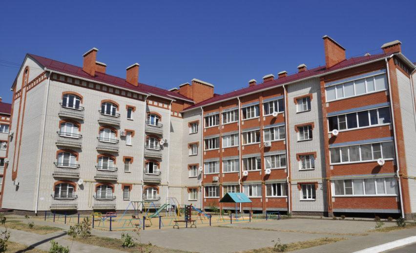 многоквартирный жилой дом Россошь