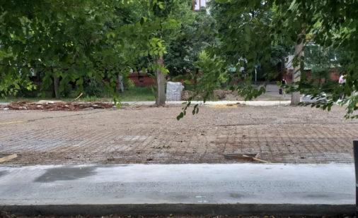 бетон м100 благоустройство